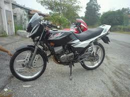 Jual Murah menjual motosikal murah dan tiptop