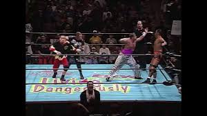 wcw halloween havoc the wrestling enthusiast 9 wcw halloween havoc 1995 review