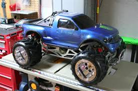 toy monster jam trucks for sale fg 2wd monster truck major modded full alloy rc groups