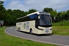 volvo transport uk news new volvo coaches for lochs and glens 10july2013