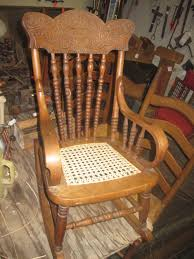 Recaning A Chair Childs Rocking Chair I Just Got Thru Recaning Chairs I Caned