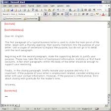 template for business email business letter email template the