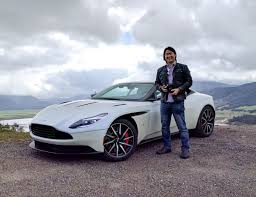 2017 aston martin db11 dream driver grand touring in a 2017 aston martin db11