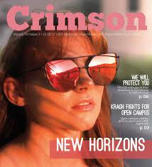 crimson 2017 october issue by crimson newsmagazine issuu