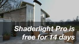 shaderlight sketchup rendering software shaderlight for