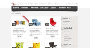 wordpress templates for websites estore ecommerce wordpress theme