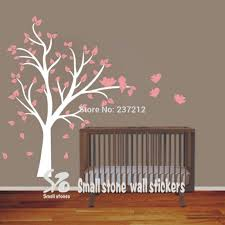 arbre chambre bébé phénoménal stickers arbre chambre bébé chambre bb arbre galerie avec