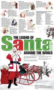 204 best santa claus around the world christmas santa images on