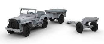 gunmetal grey jeep corgi a02339 willys british airborne jeep 1 72
