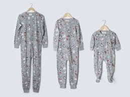 28 pajamas for the whole family