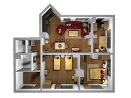 Smart Floor Plan by Architecture The Enchanting Furniture Interior Design Layout