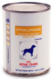 royal canin veterinary diet canine potato u0026 duck formula canned
