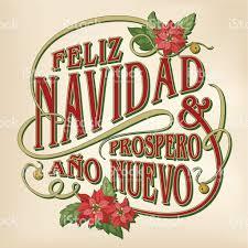 feliz navidad christmas card feliz navidad y prospero año nuevo stock vector 517614919 istock