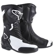 alpinestars tech 8 light boots motorcycle gear woman stella smx 6 black white vented alpinestars gp