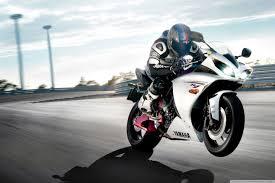 microsoft motocross madness 2 gp yamaha hd desktop wallpaper widescreen high definition
