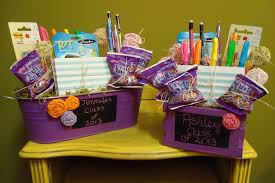 Gift Baskets For College Students Craptastic Something Big For My Littles