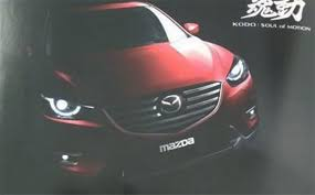 mazda england new mazda cx 5 facelift unwrapped in la auto express