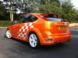 ford focus st service manual ford focus st 2 3dr hatchback high specification full service