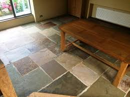 flagstone stone cleaning and polishing tips for sandstone floors