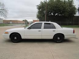 1998 Crown Victoria Interior Used 1998 Ford Crown Victoria Police Interceptor Sedan In Dallas