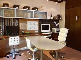 Best  Shared Home Offices Ideas On Pinterest Office Room - Functional home office design