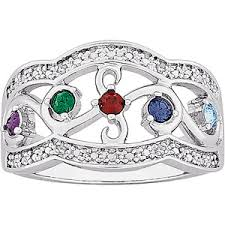 mothers ring with birthstones cheap birthstone ring find birthstone ring deals on