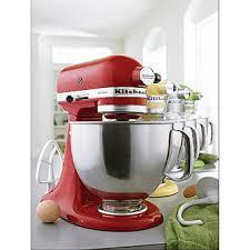 kitchenaid ksm150pser 5 quart artisanâ series stand mixer