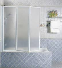 folding bathtub shower doors also install bi fold shower doors
