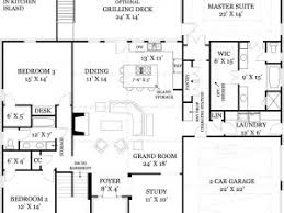 floor plans for small homes open floor plans original open concept farmhouse floor plans in ope 1197x784