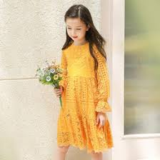 yellow cotton flower dresses online yellow cotton flower