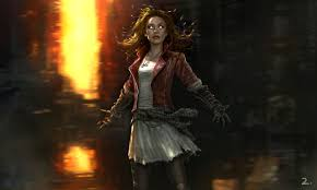 scarlet witch original costume scarlet witch the hypersonic55 u0027s realm of reviews and other stuff