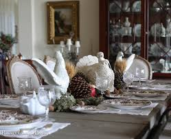 peonies and orange blossoms natural farmhouse thanksgiving table