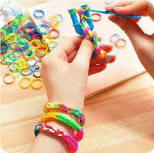 bracelet diy rubber images Handmade materials children toy gift handmade materials rubber jpg