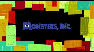 animated title sequence credits monsters