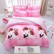 girls pink bedding twin pink comforter promotion shop for promotional twin pink