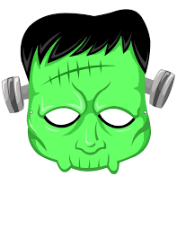 frankenstein mask frankenstein mask