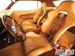 1970 Cuda Interior Custom Interiors Modified Door Panels