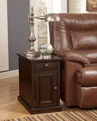 Ashley Furniture Side Tables Furniture Chairside End Table Skinny End Tables Side Table