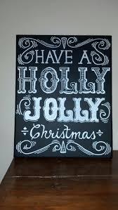 free christmas songs printable chalkboard art holidays