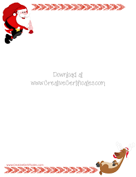 100 santa letter template word avery 5168 template download