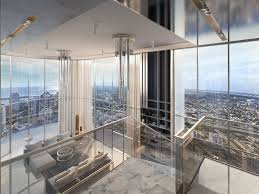 brickell flatiron unveils renderings of penthouse collection