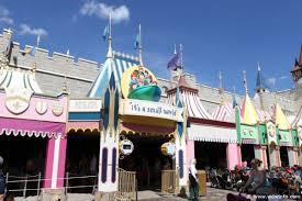 themes in magic kingdom it s a small world magic kingdom