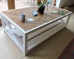 Custom Coffee Table by Custom Coffee Table Etsy