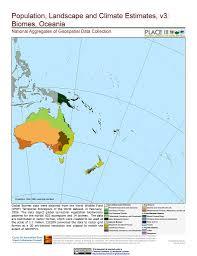 Australia Population Map Map Gallery Sedac