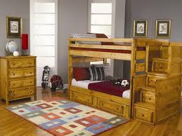 bedroom furniture coaster cool matte black teen loft bunk bed