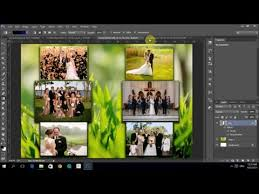 make wedding album make wedding album easy steps and auto process photoshop cc