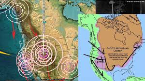 East Coast Map Usa by 9 04 2017 West Coast To East Coast Usa Seismic Unrest Across
