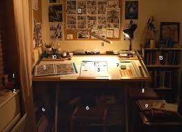Writers Desks Photo Of Manga Comic Creator Artist Writers Desk Ideas Being A