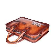 Cowhide Briefcase Top Quality Men U0027s Leather Briefcase Bags In Italian Cowhide
