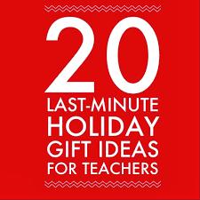 20 easy last minute teacher gifts 4tunate